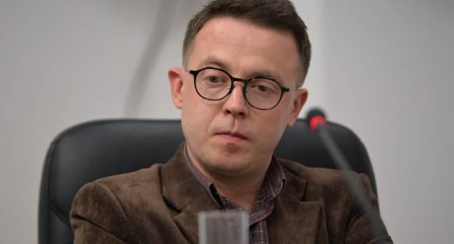 Дроздов: если люди откликаются на призыв президента строить Украину без Украины, то это и есть сознательный выбор народа в пользу стойла