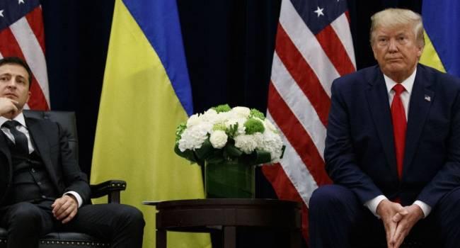 Трамп емоційно звернувся до Меркель, Макрона та НАТО: «Ви повинні фінансово допомагати Україні»