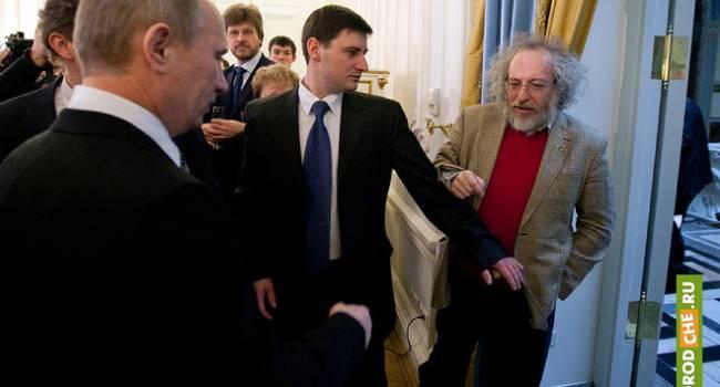 «Впендюрить обратно Киеву разоренный Донбасс»: Венедиктов озвучил планы Путина по «ЛДНР»