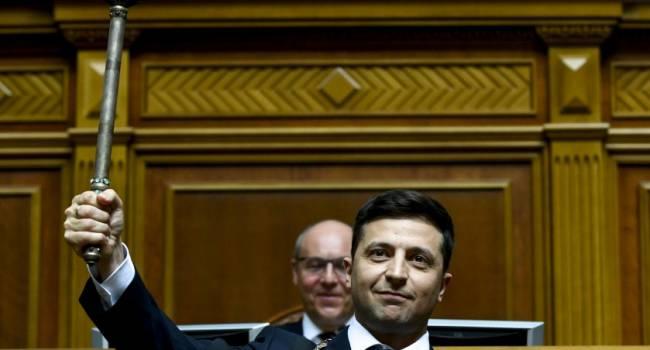 Фесенко: чуть больше, чем за полгода Зеленский потерял существенную часть своих сторонников