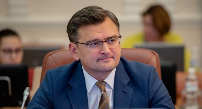 «Необходим международный формат, что-то вроде нормандского»: Кулеба объяснил, как можно эффективно решать проблему аннексированного Крыма