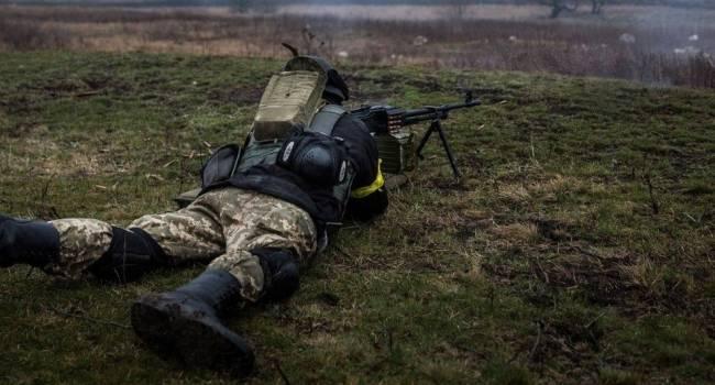 В «ДНР» заявили о тотальном запрете на стрельбу по позициям ВСУ