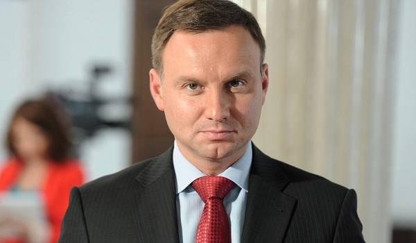 Польський президент Дуда не поїде на форум Голокосту до Ізраїлю через присутність там Путіна
