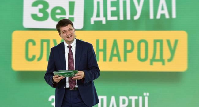 «Почему молчат представители партии президента»: Воробьев проанализировал отсутствие реакции «слуг народа» на новогоднее обращение Зеленского
