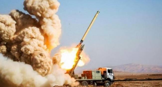 «Ракетная атака «Катюши»: У посольства США в Багдаде прогремел мощный взрыв