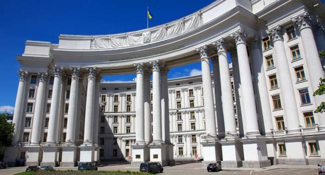 «Определяем самостоятельно»: в МИД Украины ответили  Польше и Израилю на осуждение шествия в честь Бандеры