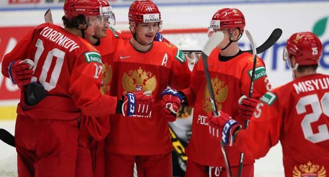 Россия и Канада снова встретятся в финале Чемпионата мира по хоккею