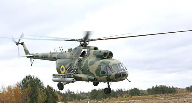 ССО ВСУ создали авиационную эскадрилью