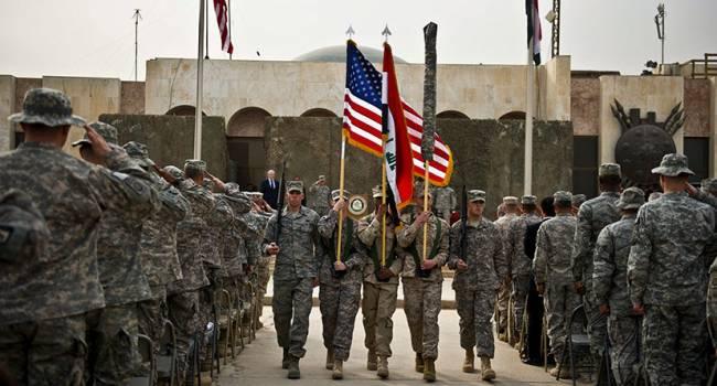 В Ираке парламент принял документ о выводе войск США из страны