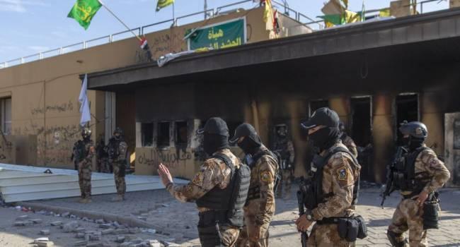 США приостановили операцию в Ираке против ИГИЛ