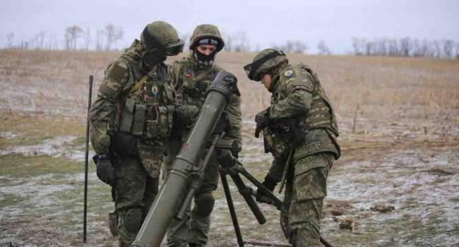 «Несмотря на запрет стрельбы»: Армия РФ атаковала ВСУ минометным огнем