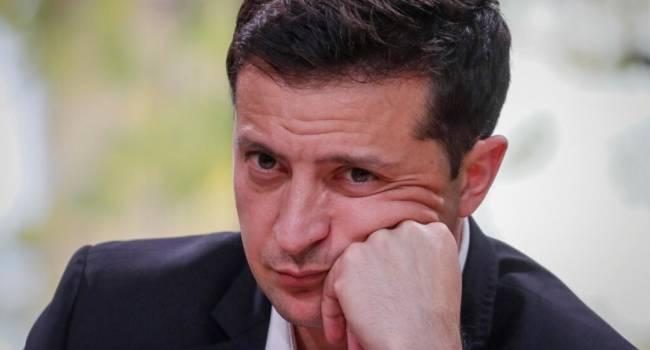 Богданов: падение рейтинга Зеленского случится еще более лавинообразное, чем у Порошенко