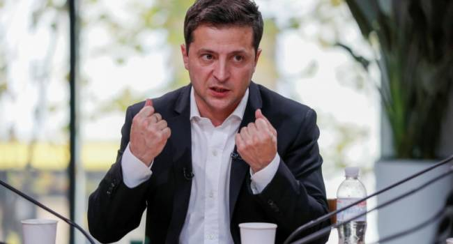 Блогер: Зеленскому его пиар вылез боком