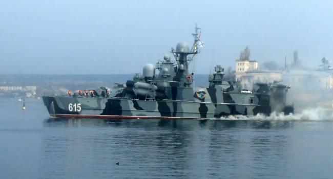 «Плавуча резиденція Путіна» осоромилась на весь світ: В порту Стамбула з ракетним судном РФ відбувся казус