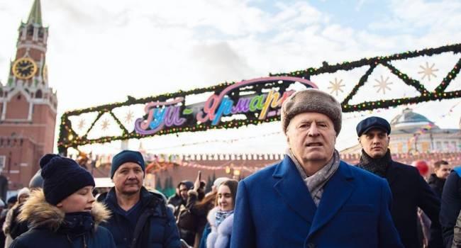 «Сироты, крепостные, холопы»: Госдума России собирается наказать Жириновского за чебуреки и за деньги