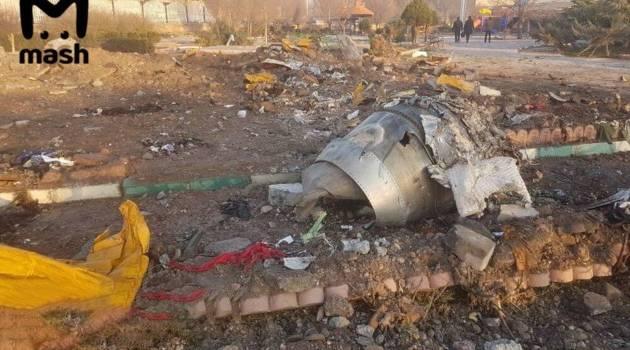 Представители МАУ: Украинская сторона блокирует информацию о пассажирах Вoeing 737