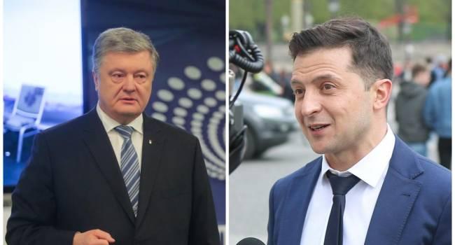 Блогер: нужно признать, что Украина – это очень бедная страна, идеальный ее президент должен быть таким же