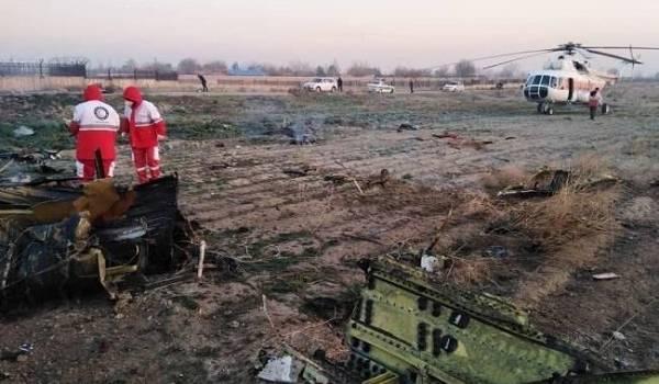 Правительство Германии выразило соболезнование в связи с катастрофой самолета МАУ в Иране