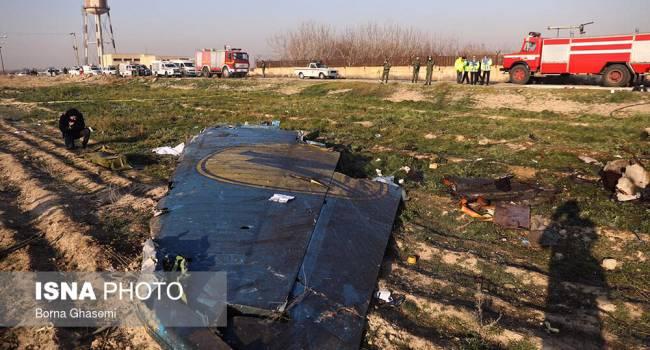 Вот вам один народ: россияне куражатся от того, что украинский самолет с украинскими гражданами на борту потерпел крушение