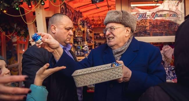 «Хамство по отношению к людям»: депутат прокомментировал поведение Жириновского, назвавшего россиян «холопами и крепостными»