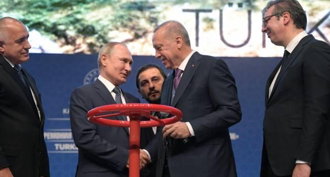 Путин рассказал, что будет способствовать энергобезопасности Европы