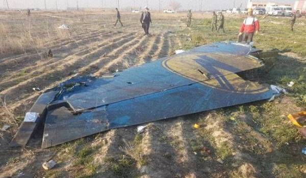 В Иране опубликовали отчет о причине авиакатастрофы МАУ