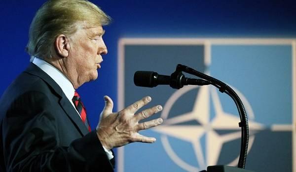 Трамп обратился к НАТО и призвал быть более активным на Ближнем Востоке