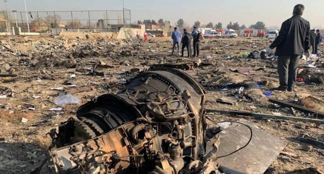 Иран уже дал отказ, а Зеленский просит украинцев решить, требовать ли от иранцев возвращения черных ящиков с самолета МАУ