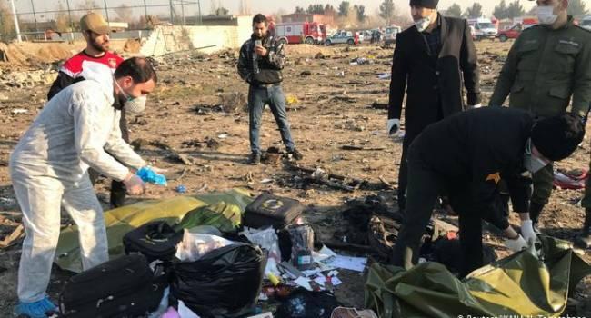 В России первыми бросились размывать версию о попадании ракеты в самолет МАУ в небе над Ираном