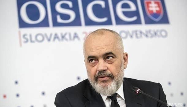В Украину совершит визит новый глава ОБСЕ