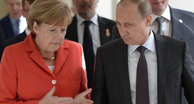«Ближний Восток, а не Украина»: Российский социолог объяснил, что будут обсуждать Меркель и Путин в ходе предстоящей встречи
