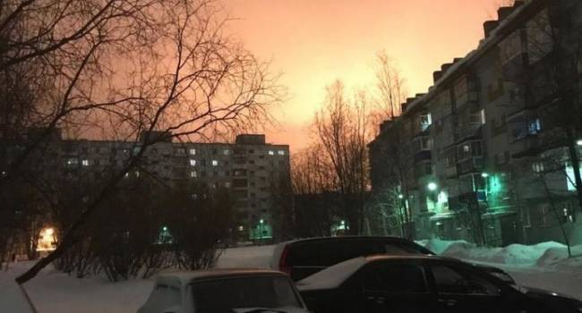 «Вибухи, вогонь до неба та жертви»: В Росії відбулось масштабне ЧП на «Лукойлі»