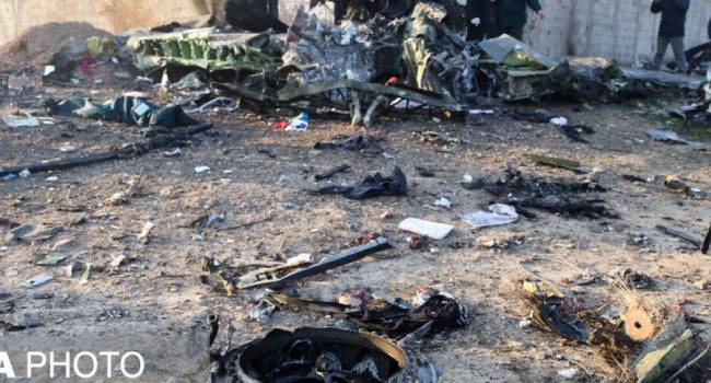 «Теперь все стало ясно. Спутник подтверждает»: Официальные лица США озвучили причину крушения самолета МАУ в Иране