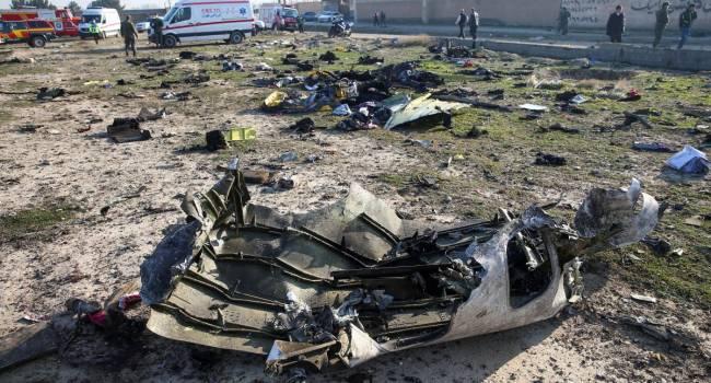 «Нет ни оцепления, ни признаков присутствия следователей»: Западные СМИ сообщили, что в Иране практически полностью зачистили место падения «Боинга»