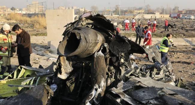 Тегеран озвучил сроки расследования трагедии с самолетом МАУ