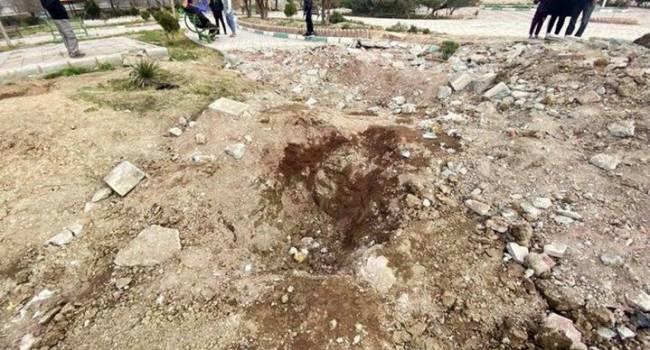 Фото парку Лалі, куди упав літам МАУ, виклали в мережу