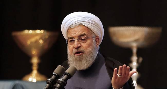 Президент Ирана: «Наши соболезнования семьям погибшим, мы накажем виновных»