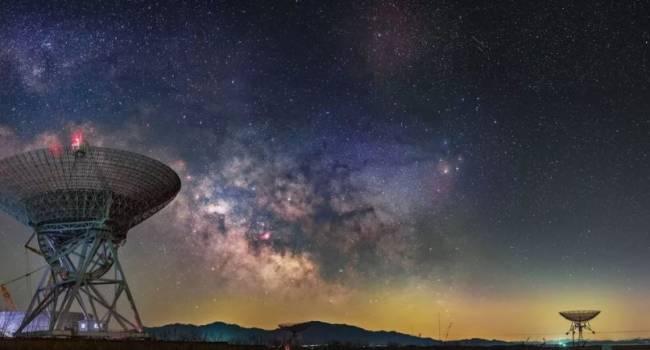 Исследователям удалось обнаружить источник сигналов в космосе