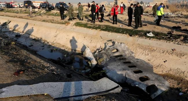 «Нести ответственность за роковую ошибку»: Власти Ирана заявили, что военные сбили украинский самолет случайно и по ошибке