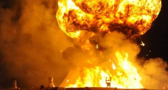 В Донецкой области прогремел сильный взрыв, есть жертвы