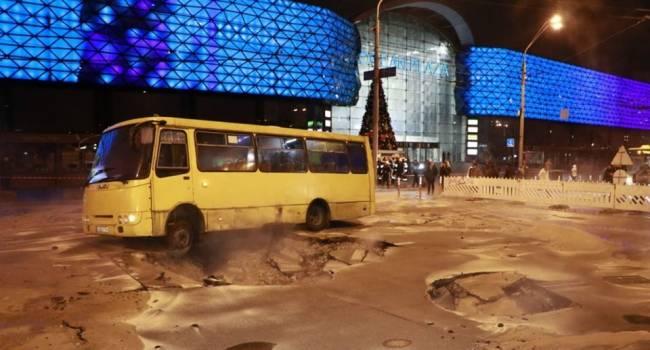 «Идите, объявляйте войну Кличко»: эксперт прокомментировал прорыва теплосети в Киеве