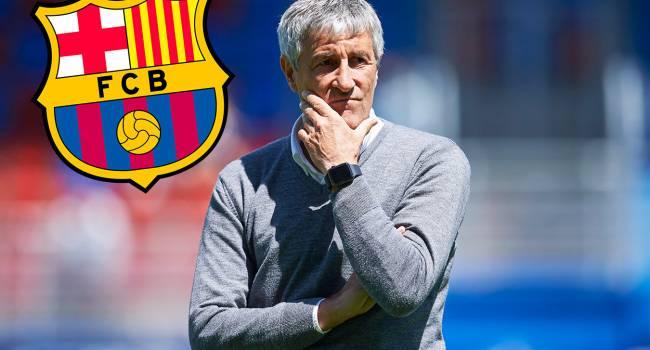 «Барселона» отправила в отставку Вальверде, и подписала контракт с Сетьеном