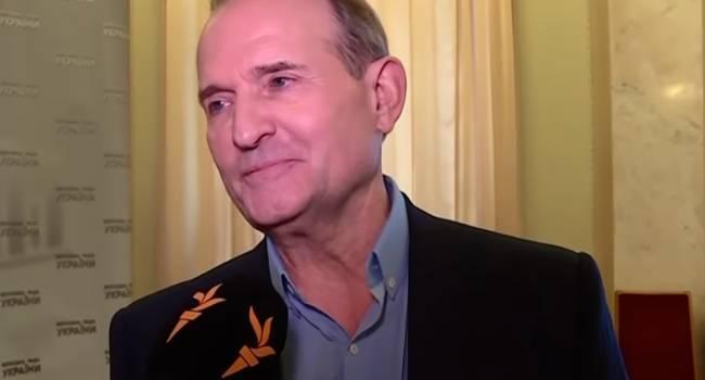 Так просто совпало: Медведчук откровенно рассказал, почему его самолет прилетел в Оман, когда там был Зеленский