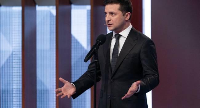 Создается впечатление, будто Зеленский пытается отбелить Россию от участия в войне на Донбассе, поддерживая идею, что «их там нет» - Жданов