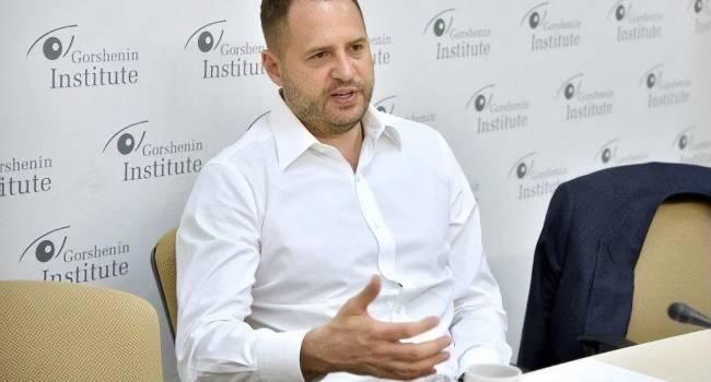 «Семь раз отмерь, один раз отрежь»: Ермак рассказал о действиях Зеленского сразу же после известия о крушении самолета в Иране