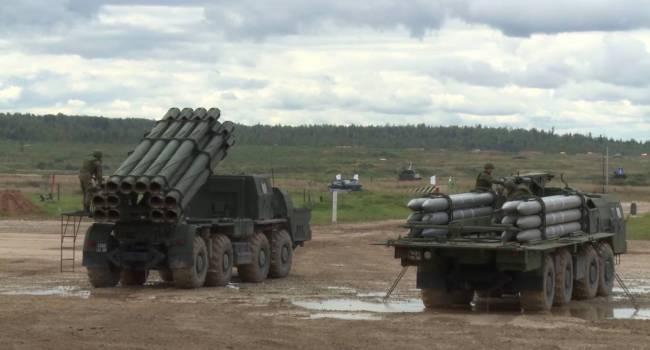 «Широкино, Горловка, Ясиноватая, Пески, Марьинка…»: В ОРДЛО прибыло множество тяжелого вооружения и живой силы с РФ
