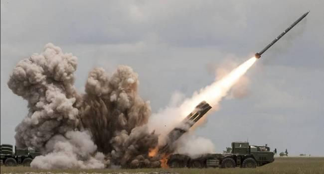 По военной базе США нанесен очередной, сокрушительный удар ракетами «Катюша»