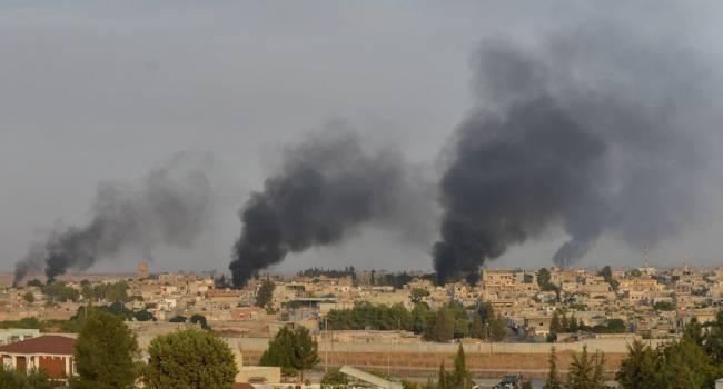 РФ и Турция заключили в Сирии договор о прекращении огня, а потом бомбануло так, что больше 10 человек погибли, а 60 были ранены