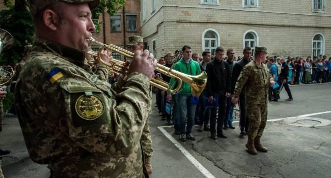 «На срочную службу снова будут призывать с 18 лет»: Зеленский подписал соответствующий указ