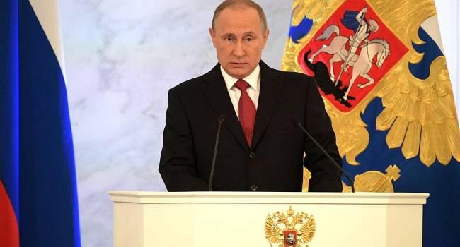 Друзенко: послание Путина к Федеральному собранию – эпохальное. Оно переворачивает крымскую страницу в российской истории